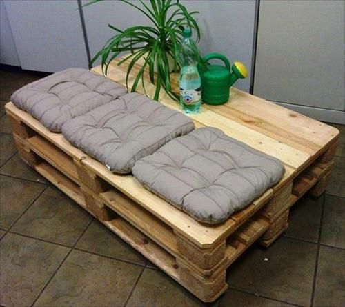 Oval Pallet Coffee Table: Best 20+ Pallet Coffee Tables Ideas On Pinterest