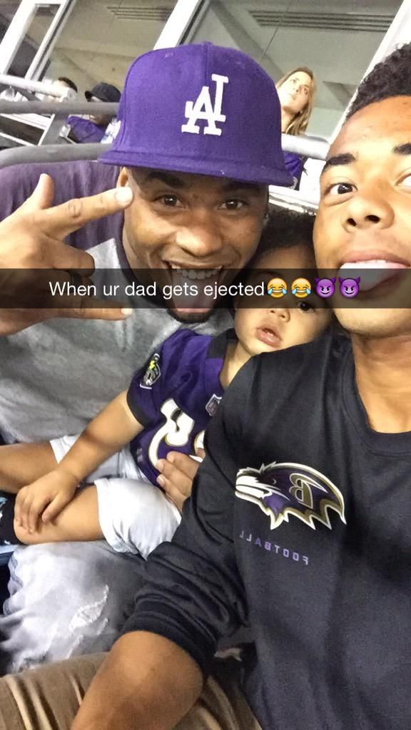 Steve Smith Sr watched game with family after being ejected from press-season game vs. Redskins