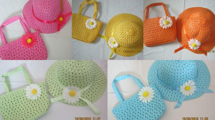 Летние шляпы и сумочки для девочек 115 грн. #запорожье #киев #днепропетровск #дитячийтовар #кривойрог #одесса #родители #украина #дети #діти #children