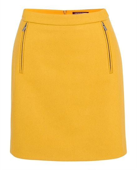 Straight skirt. | Skirts | Comptoir des Cotonniers