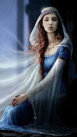Mirika, noble hija de conde