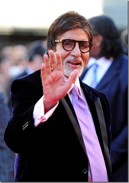 """Amitabh Bachchan,born Amitabh Harivansh Bachchan on 11 October 1942) is an Indian film actor. He first gained popularity in the early 1970s as the """"angry young man"""" of Hindi cinema, and has since appeared in over 180 Indian films in a career spanning more than four decades.Bachchan is regarded as one of the greatest and most influential actors in the history of Indian cinema."""