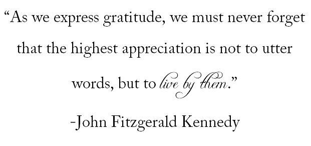 kennedy memorial day speech