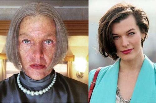 Во время съемок «Обители зла 6» Мила Йовович постарела на 45 лет