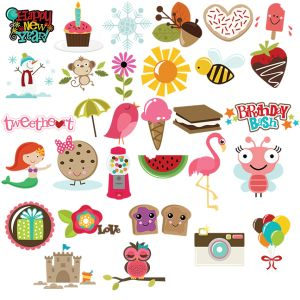 Freebie Collections - Miss Kate Cuttables | Product Categories Scrapbooking SVG Files, Digital Scrapbooking, Cute Clipart, Daily SVG Freebies, Clip Art