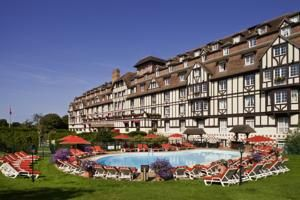 Hotel du Golf Barriere, Deauville, France