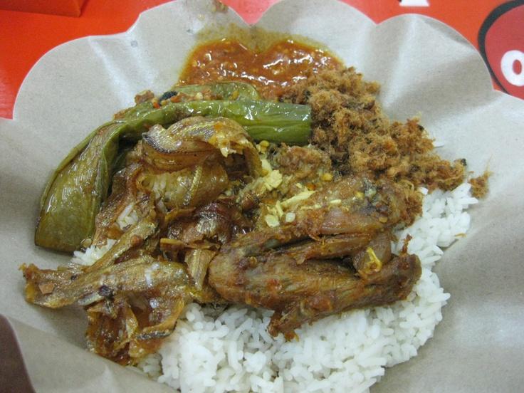Nasi Pedas Bu Andika..pedasnya nampol!!, Kuta Bali-2011