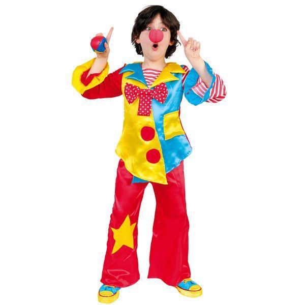 Déguisement de clown chez Godsavethekids !