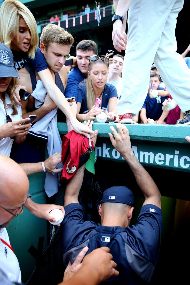 Color sheets derek jeter - Red Sox Pull Out All The Stops For Derek Jeters Final Game