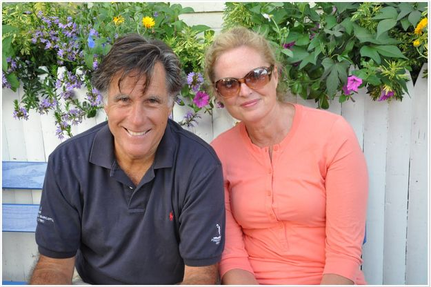 Mitt's hair has finally broken free from it's gel encrusted shackles!     But in all seriousness, this is the first picture where I've seen his hair not perfectly quaffed.