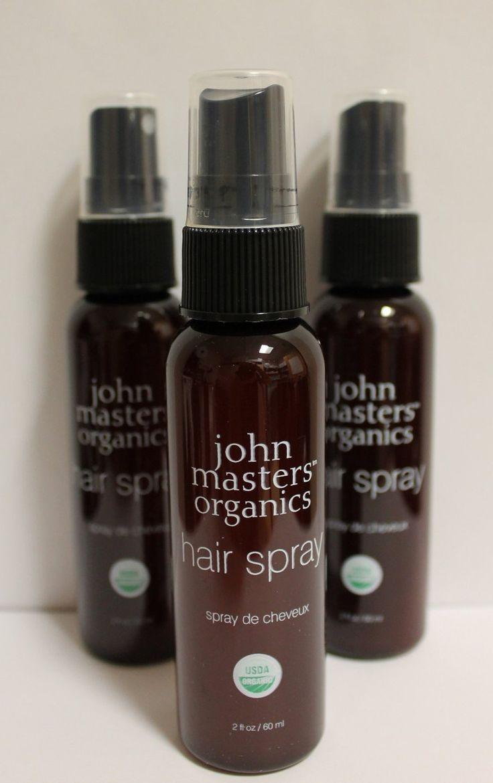 Non siamo ancora a Giugno e la Hair Spray di John Masters Organics è già il prodotto dell'Estate e tra pochi giorni tutti potranno toccare con mano i suoi benefici: leggera, senza residui, anticrespo e rinforzante. Proprio un'arma segreta da tenere sempre in borsa o nello zaino :-) Venite a curiosare anche su www.johnmasters.it