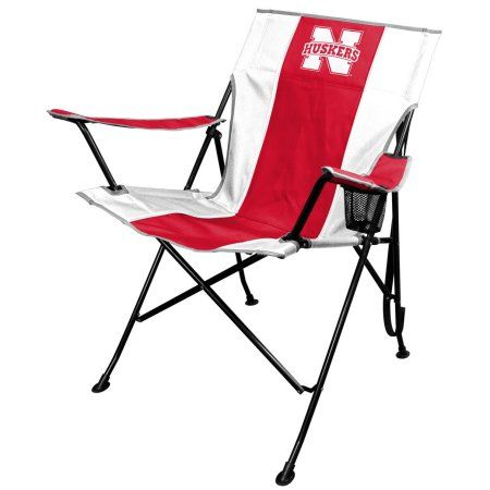 Ncaa Nebraska Cornhuskers Tailgate Chair by Rawlings, Multicolor