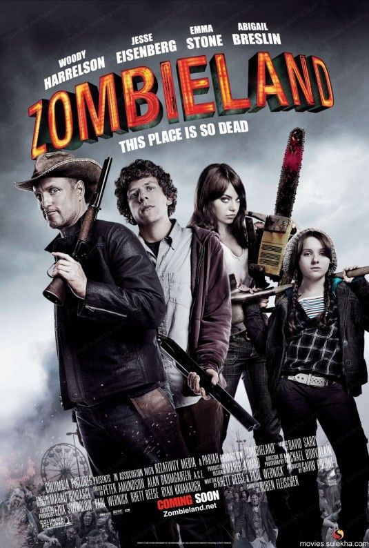 Zombie Land, Best Comedy Zombie Movies ever, since Shawn of the Dead!