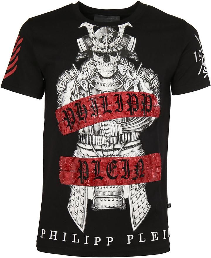 Philipp Plein Kami T-shirt #men #fashion #style #man #male #shoes #clothes Klick to see a Price