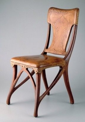 Art Nouveau Dining Chair