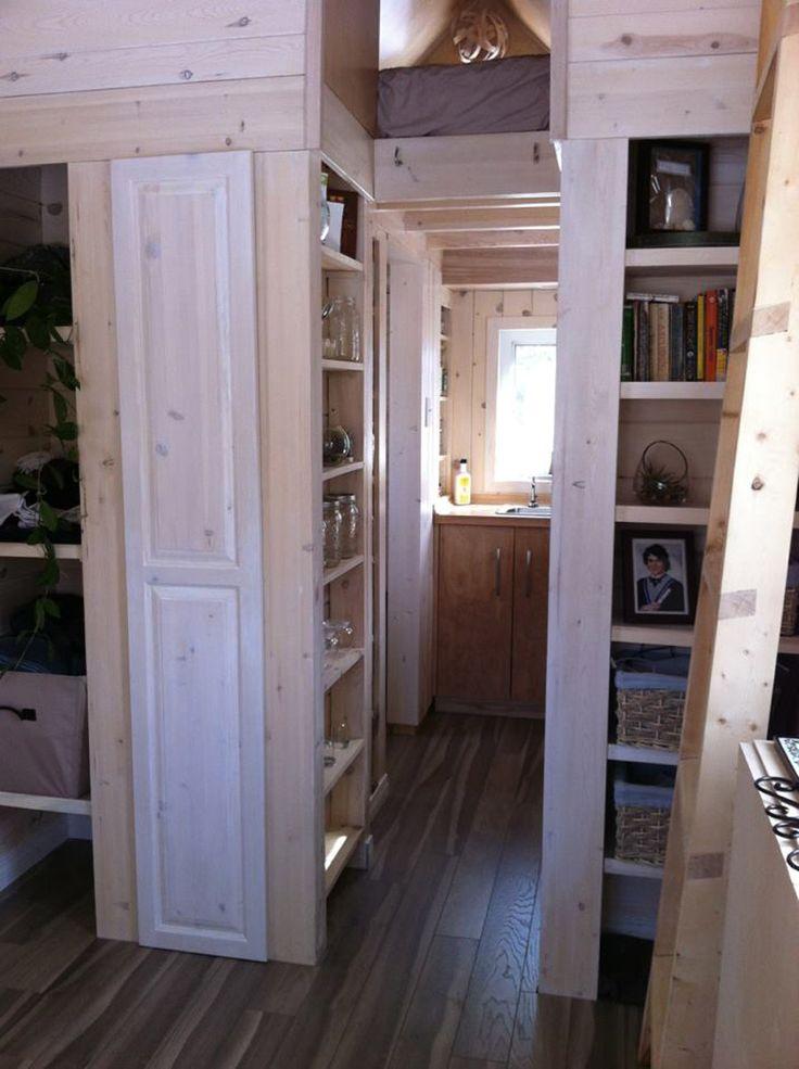 Inside Tiny House On Wheels 104 best tiny homes images on pinterest | tiny house on wheels