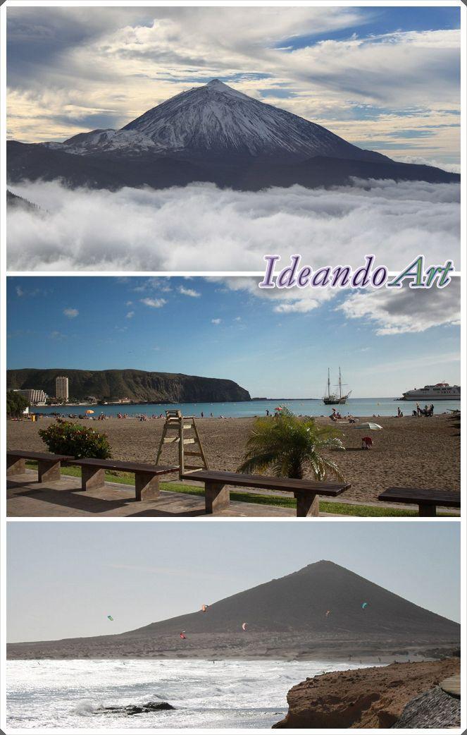Viaje a la isla de Tenerife by IdeandoArt