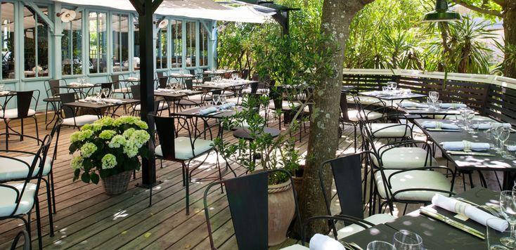 La maison du bassin cap feret france favorite places for Maison du luxembourg restaurant