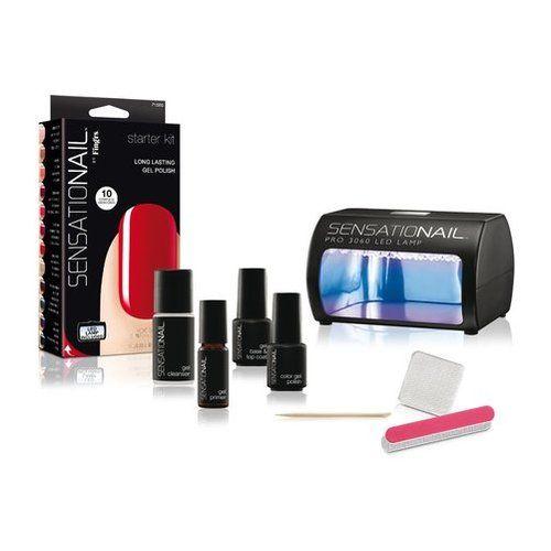 Sensationail Starter Kit Scarlet Red bestellen doet u bij Superwinkel.nl • De beste merken, de beste deals in Sensationail Nagels ✔ Snelle levering ✔ Kortingen tot wel 75%