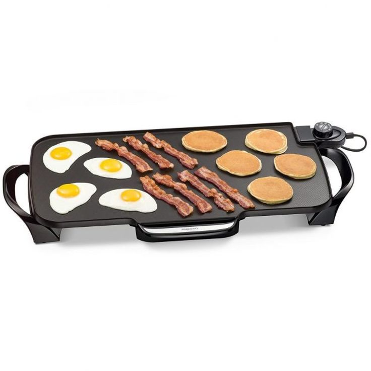 One of the most noticeably awful things that could happen is endeavoring to get your nourishment all decent and delectable and the temperature goes up and your sustenance consumes. Hence, what in this situation is needed is the best electric griddles.