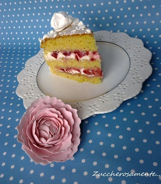 Zuccherosamente...: Chiffon cake