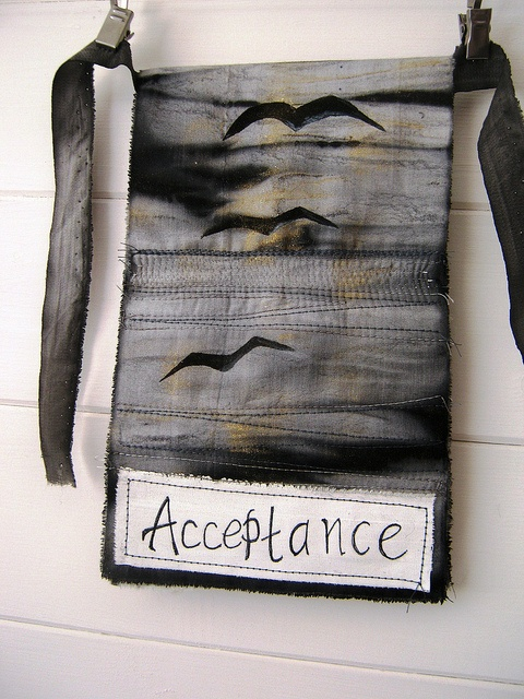 Acceptance by Deborah O'Hare Quilt Routes, via Flickr