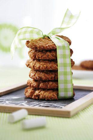 Grondboontjiebotterkoekies – kinders bak self | SARIE | Peanutbutter cookies (for kids to bake themselves)
