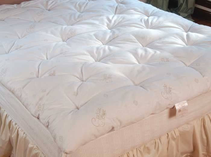 http://www.2uidea.com/category/Mattress-Topper/ Top Mattress Toppers: Cuddle Ewe Wool & Three More