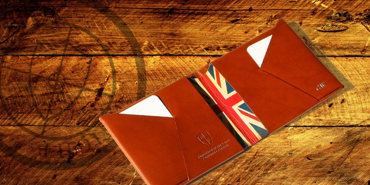 Bond & Knight Wallets - UK