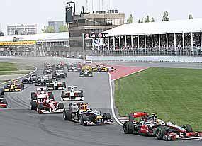 Grand Prix du Canada #Montreal  http://www.circuitgillesvilleneuve.ca