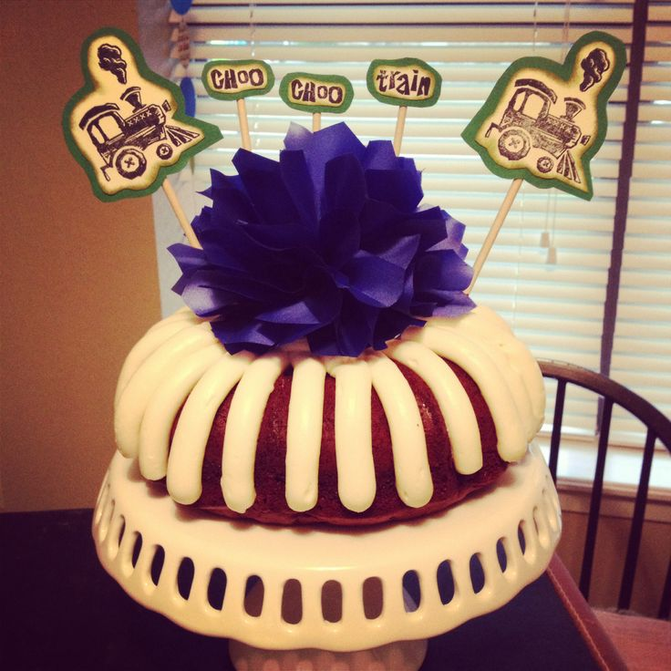 Train Cake Nothing Bundt Cakes Baby Showers Pinterest