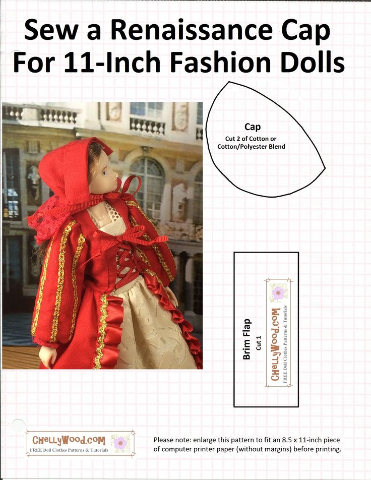 54 best Free Momoko Doll Clothes Patterns to Download and Print ...