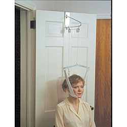 WTF is this!?!?! @Overstock - Improve your posture and relieve back pain with this Dycem overdoor head-halter.http://www.overstock.com/Health-Beauty/Dycem-Overdoor-Traction-Velcro-Head-halter/4455401/product.html?CID=214117 $19.49
