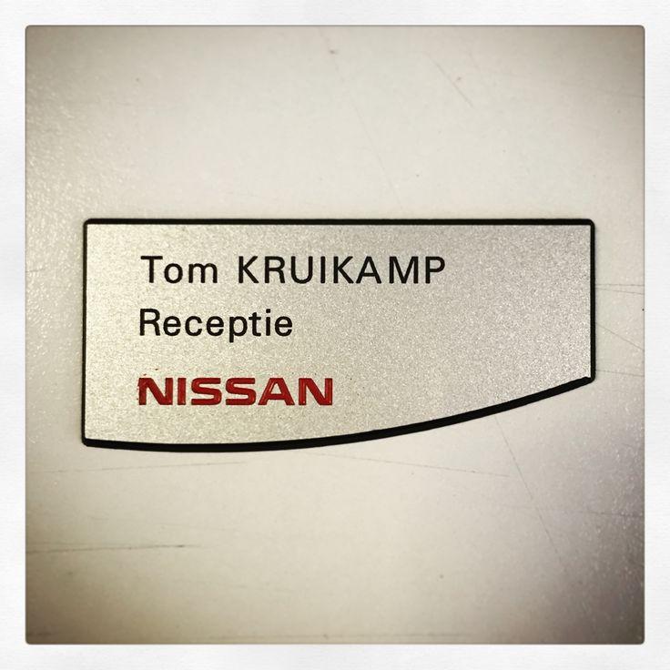 Nissan autobadge