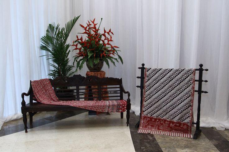 Javanese wedding decor