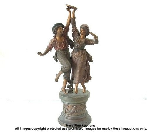 1000 Images About Spelter Statues Amp Figurines On