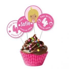DIY Printables for Babyshowers, Cupcake decoration, Birthday decoration! Now available at www.suusontwerpt.nl   Webshop in Dutch, but send an email for info mail to: info@suusontwerpt.nl
