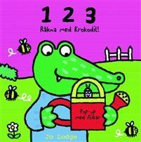 1 2 3 Lär dig räkna med Krokodil