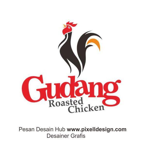 Logo Makanan Ayam Panggang Makanan Desain Logo Makanan Makanan Rumahan