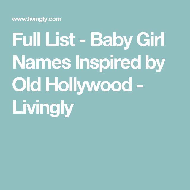 The 25 Best J Baby Girl Names Ideas On Pinterest