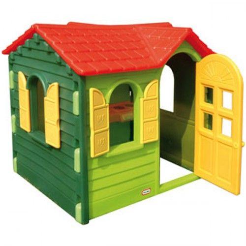sorpresa navidad pequea casa de juegos tikes casa de juegos de plstico dream garden para nios juguetes de los nios hojas perennes