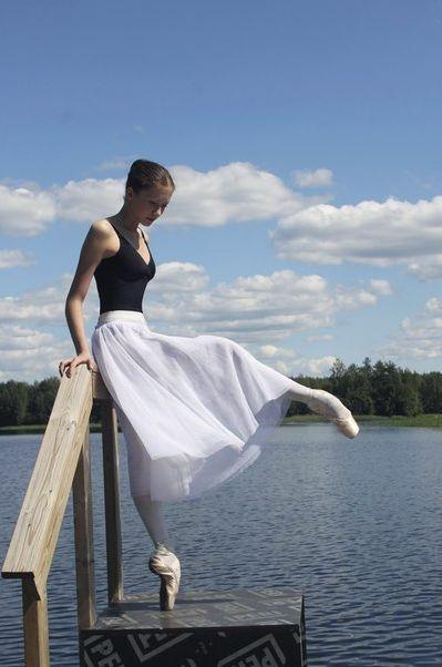 vaganovaboy:  Ksenia Zhiganshina, Vaganova Ballet Academy student.