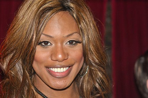 Laverne Cox left off 'TIME's' 100 most influential people list