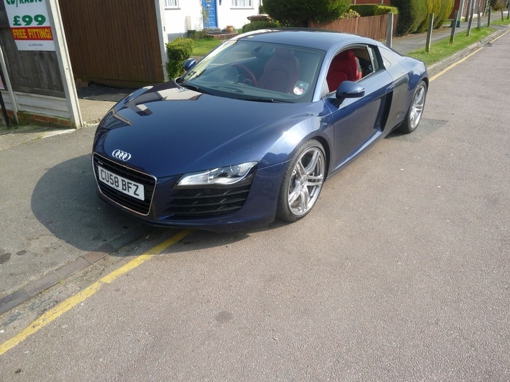 Audi R8 Speed Camera Laser Jammer