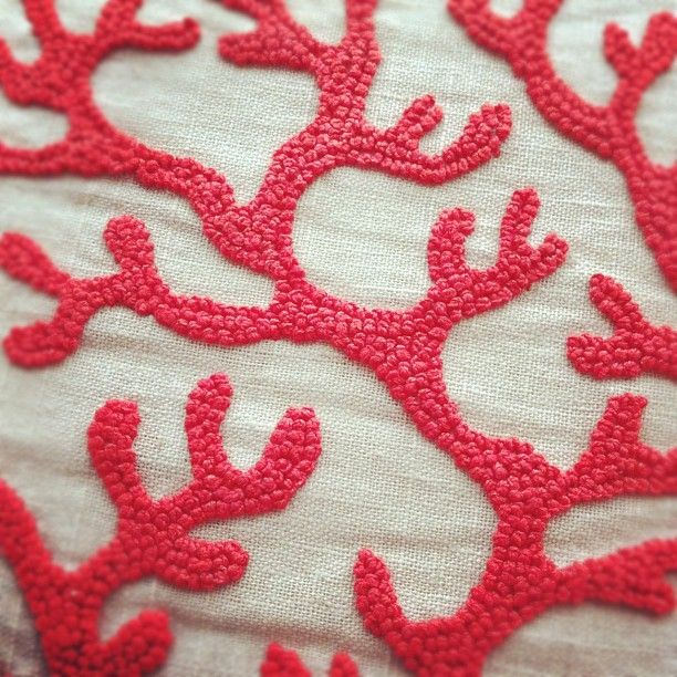 Sublime Stitching @sublimestitching A coral frenzy of...Instagram photo | Websta (Webstagram)