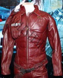 Jaket Kulit Super Hero Edition Dare Devil; Kode: A-033
