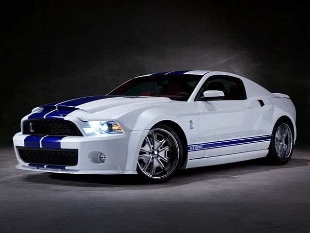white blue shelby cobra mustang -- WANT | SIMONKS Pins ...