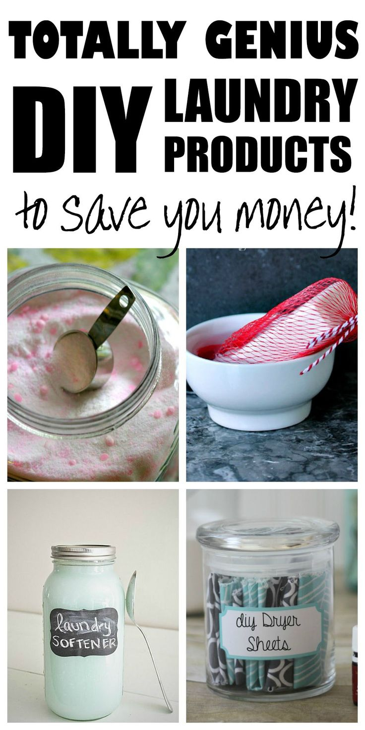 When it comes to DIYlaundry products, find frugalrecipes and tips,that go the distance and get the job done! You want clean, great smelling laundry; whites, whiter and your brights, brighter; your clothes softer and static free; you want everything in a great laundry product commercial made right a home.Laundry is a never ending chore, once...