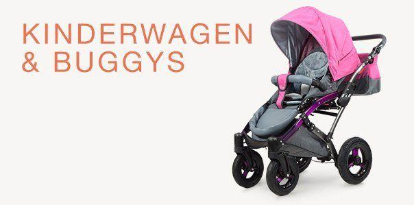 Kinderwagen & Zubehör hier Kinderwagen, Buggys und Zubehör günstig