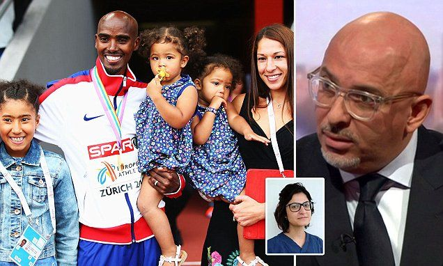Sir Mo Farah faces BAN from returning to his family in USA by Trump